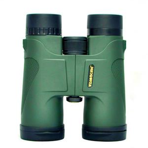 Visionking High Quality 10x42 Jagd Fernglas Wasserdichtes Teleskop Grün und Schwarz Fernglas Prismaticos De Caza Fernglas