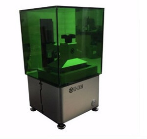 Affortable LCD light curing High quality 3d printer . SLA 3D printer for teeth jewelry photosensitive resin 1 year warranty LLFA