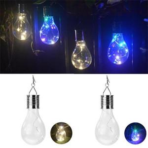 Lampes à ampoule à énergie solaire