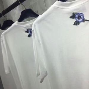 Mode t-shirts pour les femmes t-shirt or lettre VOGUE femmes coton manches courtes T-shirt graphique à manches courtes Casual Womens tops