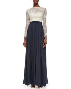 arabic kaftan dresses Pregnant Photo dress new Cheap women summer prom dresses party gown lace long sleeve evening dress