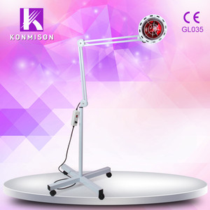 2017 Medical far Infrared ray therapy lamp lymphatic drainage beauty body slimming machine home use DHL Free Shipping