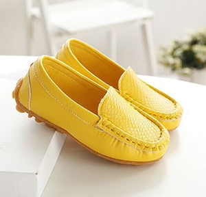 Hot Sale Baby Walker Shoes PU Very Soft Kids Shoes for Girl Boy Maternity Huuman Racce Non-slip Shoes