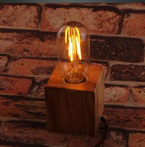 WOXIU старинные Эдисон Лампы T45 Античный Нет Затемнения Лампы для Дома Светильники Накаливания T45 Украшения для дома ресторан, магазин, магазин