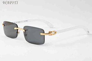 Высокое качество 2020 мужчин и женщин Вуд Солнцезащитные очки Мода Буффало Хорн очки без оправы Солнцезащитные очки Оригинальный Bamboo солнцезащитные очки óculos