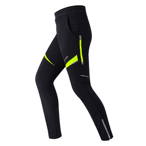 WOSAWE Lightweight Cycling Pants Bicycle Outdoor Sportswear Bike Racing Cycle Trousers Black Leisure Trousers