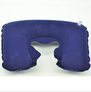 Шея надувной мягкий полет путешествия автомобиль головки шеи отдых компактный путешествие полета автомобиля подушка надувная подушка шеи ты отдых воздушная подушка