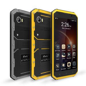 W9 6.0 Inç IP68 4G Su Geçirmez Darbeye Dayanıklı Cep Telefonu Android 5.1 MTK6753 Octa Çekirdek 2 GB 16 GB 1920 * 1080 13.0MP Smartphone