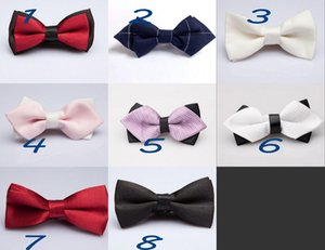 Lovely Boy's Bow tie Black, Blue,Pink, Red Kids Accessories High Quality 2017 New Arrival Adjustable