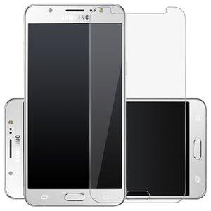 Samsung telemóveis vidro temperado e vidro temperado SAM J120 (J1 \ 2017) protector ph curvada embrane creen ultra fino claro de proteção