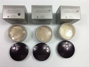 whosale 3 Colori Laura Mercier Powder Makeup Loose Setting Powder LM Face Concealer Foundation Min pori Illuminare Concealer 29g spedizione gratuita