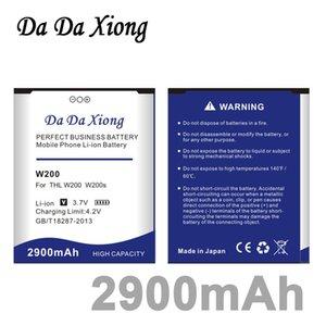 Da Da Xiong 2900mAh W200 batería para teléfono THL W200 w200s W200C