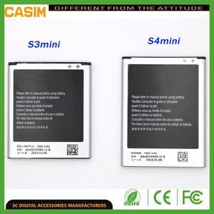 Akku für Samsung S4 Mini S3 Mini-Akkus Galaxy S4 Mini i8190 i8160 S7562 i9190 interne Ersatzakkus