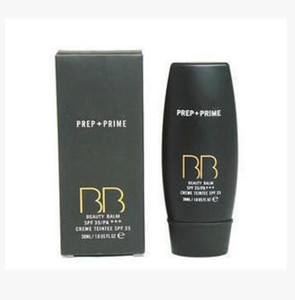 Factory Direct DHL Free Shipping New Makeup Face Prep+Prime BB Beauty Balm Spf 35 PA+++!30ml