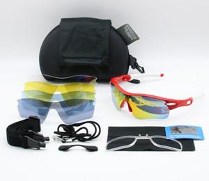 Ev 5 lens Design originale radar polarizzato EVED percorso occhiali da sole uomo donna ciclismo Running Sport occhiali da sole