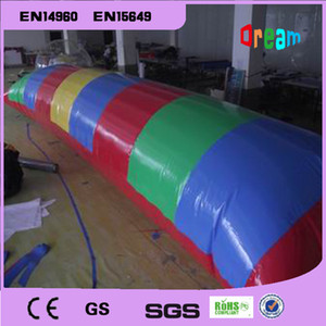 Free Shipping And Crazy Price!!! High Quality Cheap Inflatable Water Blob Jumps For Sale