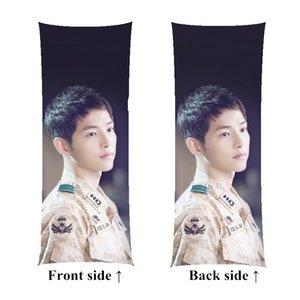 Boyfriend Сон Чжун Ки Body Pillow корея драма Потомки солнца длинные подушки Домашний текстиль подарок на день рождения 40см * 100см