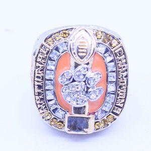 2016 Clemson Tigers football championship ring man fashion sports jewelry