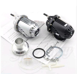 Blow Off Valve BOV Neutral Package Turbo Original Logo SSQV SQV 4 IV High Performance Black Sliver Modification Parts