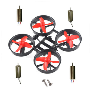 JJRC H36 Quadcopter Rame Kit Chareble Motor 615 с Blade 4шт CW CCW Motor для DIY крытый мини-квадроцикл DIY