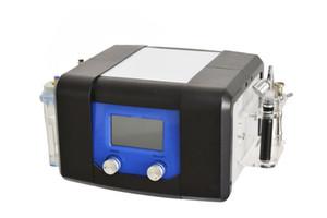 3 in 1 Diamond Microdermabrasion Acqua Aqua Hydro Oxygen Jet Peel Hydra Dermoabrasione Ossigeno Spray Spray Ossigeno Macchina con Touch Screen
