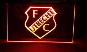 FBHL-01 UTRECHT aux Pays-Bas de ligue des bars à bière signes 3d culb pub led enseigne au néon décor à la maison artisanat