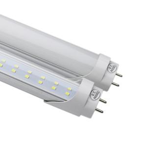 دبابيس 4000K 5000K T8 G13 مزدوجة أنبوب بقيادة 4FT SMD2835 LED رقاقة أنبوب الفلورسنت مصباح 25PCS / الكثير الجانبين 28W مزدوجة 2835 لمبات مصباح