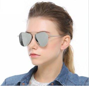 الشركة المصنعة للنظارات الشمسية أزياء جديدة سوبر الذاكرة معدنية مرنة الاستقطاب انبهار فيلم مطلي حقا 8049 النظارات الشمسية