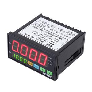 Freeshipping числа высокой точности веся регулятор дисплей Сид Load-cells индикатор 1-4 ячейки загрузки сигнализирует входной сигнал 2 реле Выход 4