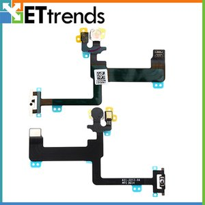 Haute qualité Power Flex Câble pour iPhone 6 Plus Power Mute Volume Button Switch navire sans câble par DHL