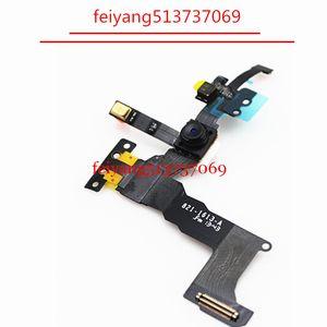 Caméra 10pcs originale avant avec capteur Flex Câble pour iPhone 5c pièces de rechange téléphone portable ruban câble flex