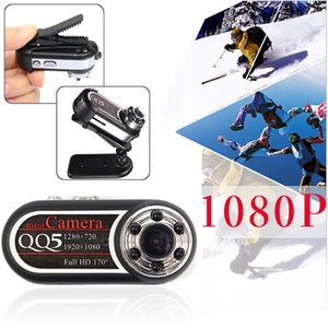 QQ5 Full HD 1080P Mini Camera Infrared Night Vision DV Camera Camcorder Webcam