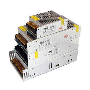 Fonte de Alimentação 5 V 5A 10A 20A 30A 40A 60A 70A 80A 110 V 220 Vca para 5 Volt DC LED Driver de Alimentação para Luz de Tira CONDUZIDA