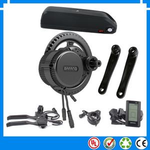 UE sans taxe 48V 750W Kit moteur électrique BBS02 Bafang mid drive + batterie 48V 14.5Ah Li-Ion pour tube de vélo électrique