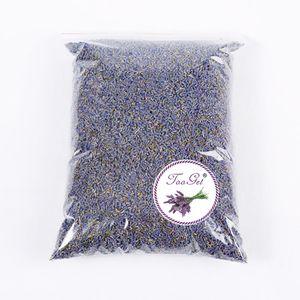 Secchi profumati di lavanda germogli fiori organici del commercio all'ingrosso, Grade Ultra Blue - 1 Pound