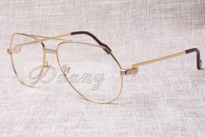 Diretta ad alta qualità occhiali di alta qualità ultra-leggero telaio 1324912 vetro di modo formato degli uomini del telaio: 59-15-140MM