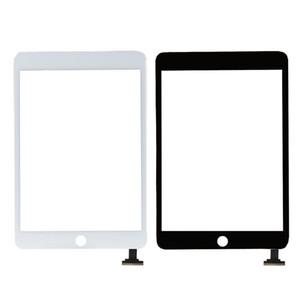 لمس لوحة زجاج الشاشة مع محول الأرقام لباد ميني 1 2 أبيض وأسود