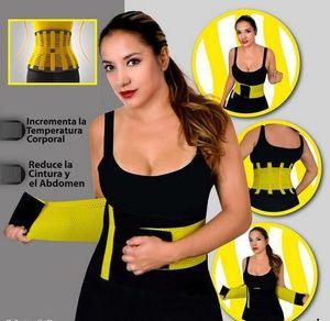 Xtreme Power Gürtel Hot Abnehmen Thermo Body Shaper Taille Trainer Korsett Fitness Bauchkontrolle Trimmer Shapewear