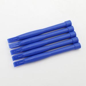 Wholesale 84mm preiswerte blaue Spudger Reparatur-Brechstange Plastikstemmeisen für Handy 10000pcs / lot
