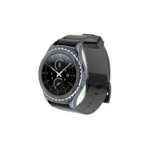 Correa de reloj de pulsera Nueva llegada Correa de reloj de cuero genuino para Samsung Galaxy Gear S2 Classic SM-R732
