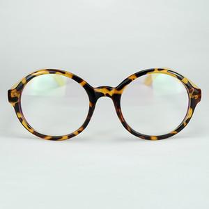 الإطار الكلاسيكي KAWAII نظارات البيضاوي ريم البلاستيك وسيقان الخيزران ريال يدوية النظارات البصرية بالجملة