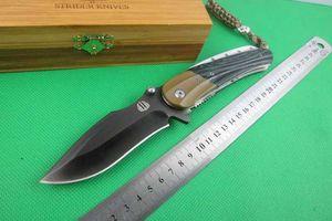톱 품질 스트라이더 전술 폴딩 나이프 D2 블레이드 G10 캠핑 사냥 서바이벌 포켓 나이프 군사 유틸리티 EDC 크리스마스 선물 칼