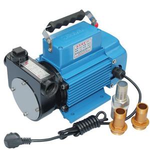 220V Self-priming Diesel Transfer Pump 80L min Electric Oil Pump