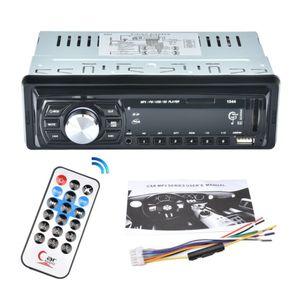 Heißer Verkauf YT-1044 Universal Auto Mp3-player Led-bildschirm Einzel Din 12 V FM Radio Unterstützung Sd-karte Maximal 32G Mit Fernbedienung
