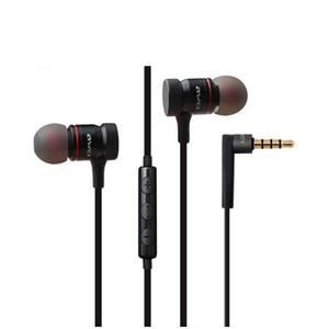Awei ES-70TY في الأذن سماعات معدنية سماعات ستيريو سماعة الصوت الثقيلة باس