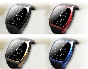 SmartWatch M26 senza fili Bluetooth dispositivo indossabile di Smart Watch Sport per Samsung Nota 7 universale cellulare Android con la scatola di vendita al dettaglio