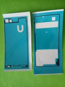 10 takım = 20 adet, Lcd Ön Panel Orta Çerçeve + Arka Pil Sony Xperia Z4 Z5 mini z5mini Için Yapıştırıcı Sticker Tutkal Kompakt