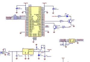 Sim300 módulo esquemático sim300 diagrama esquemático LM2576 LM1117 sim cartão sim300