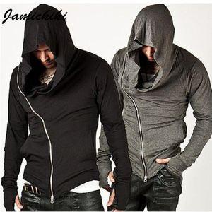 Wholesale-Jamickiki Brand Assassins Creed Men's Hooded Hoodies Male Assassin's Sleeve Streetwear Sweatshirt Hoodies Men US Size XXXL H07