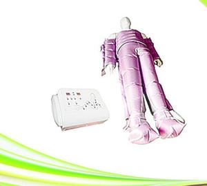 Taşınabilir hava basıncı pressotherapy lenfatik drenaj / lenfatik drenaj masajı makinesi / lenfatik drenaj zayıflama takım ekipmanı